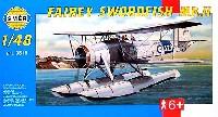 スメール1/48 エアクラフト プラモデルフェアリー ソードフィッシュ Mk.2