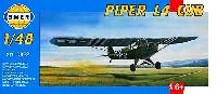 スメール1/48 エアクラフト プラモデルパイパー L4 カブ 連絡機