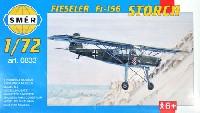 スメール1/72 エアクラフト プラモデルフィーゼラー Fi-156 シュトルヒ 連絡機