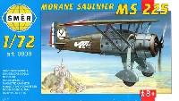スメール1/72 エアクラフト プラモデルモラーヌソルニエ MS.225