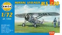 スメール1/72 エアクラフト プラモデルモラーヌ ソルニエ MS.230