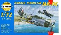 スメール1/72 エアクラフト プラモデルホーカー ハリケーン Mk.2C