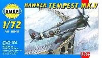 スメール1/72 エアクラフト プラモデルホーカー テンペスト Mk.5