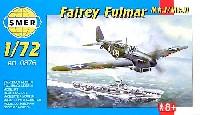 スメール1/72 エアクラフト プラモデルフェアリー フルマー Mk.1/Mk.2 艦上戦闘機