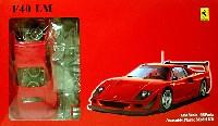 フジミ1/24 ヒストリックレーシングカー シリーズフェラーリ F40 LM (エッチングパーツ付)