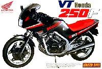 アオシマ1/12 ネイキッドバイクホンダ VT250F