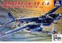 イタレリ1/72 航空機シリーズユンカース Ju88 C-6