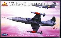 エース コーポレーション1/144 エアクラフトTF-104G スターファイター