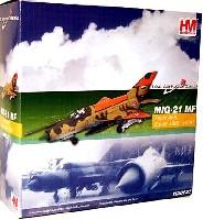 MiG-21MF フィッシュベッド エジプト空軍