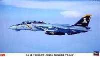 F-14B トムキャット ジョリーロジャース  VF-103