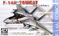 F-14A トムキャット VF-84 ジョリー・ロジャース