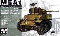 M5A1 軽戦車