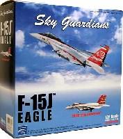 ウイッティ・ウイングス1/72 スカイ ガーディアン シリーズ (現用機)F-15J 航空自衛隊 第2航空団(千歳基地) 201飛行隊 20周年記念塗装機(52-8861)