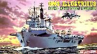 ドラゴン1/700 Modern Sea Power SeriesHMS イラストリアス イギリス海軍艦隊旗艦