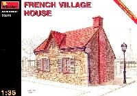 ミニアート1/35 ビルディング&アクセサリー シリーズフランスの農家の家