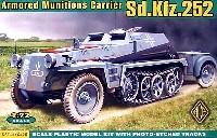 ドイツ Sd.Kfz.252 装甲弾薬輸送車