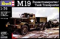 レベル1/76 ミリタリーM19 タンクトランスポーター