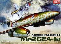 アカデミー1/72 Aircraftsメッサーシュミット Me262A-1a