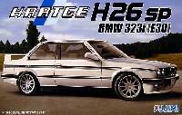 フジミ1/24 インチアップシリーズ (スポット)ハルトゲ H26sp (BMW 323i E30)