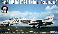 F-14A トムキャット VF-24 ファイティング レネガデス CAG機 (1980年)