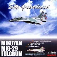 Mig-29 ファルクラム ロシア空軍 Erebouny AB アルメニア 2004