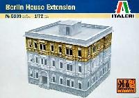イタレリ1/72 ミリタリーシリーズベルリンハウス用 拡張フロア