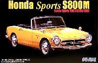 フジミ1/24 インチアップシリーズ (スポット)ホンダ スポーツ S800M (S500/S600/S800)