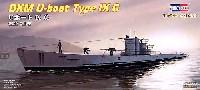 ホビーボス1/700 潜水艦モデルUボート タイプ 9C