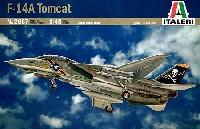 イタレリ1/48 飛行機シリーズグラマン F-14A トムキャット