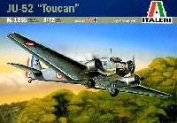 イタレリ1/72 航空機シリーズユンカース Ju-52 トゥカン