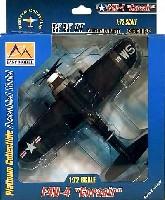 イージーモデル1/72 エアキット(塗装済完成品)F4U-4 コルセア VMF-323 U.S.M.C