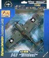 イージーモデル1/72 エアキット(塗装済完成品)F4F ワイルドキャット VMF-223 USMC 1942