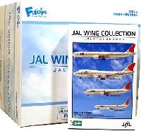 エフトイズJAL ウイング コレクションJAL ウイングコレクション (1BOX)