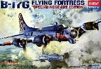 アカデミー1/72 AircraftsG-17G フライングフォートレス Nose Art
