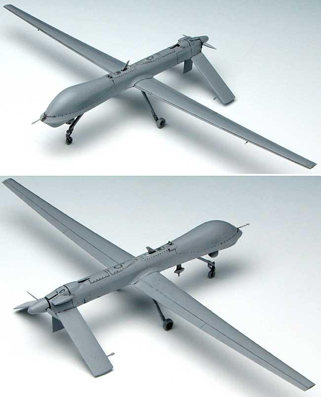 RQ-1A 無人偵察機 プレデタープラモデル(プラッツ1/72 プラスチックモデルキットNo.AC-001)商品画像_1