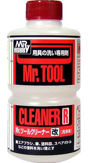 Mr.ツールクリーナー 改 (洗浄液)溶剤(GSIクレオスMr.カラー シンナーNo.T-113)商品画像