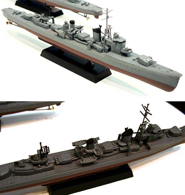 日本海軍駆逐艦 雪風 1945 (フルハルモデル)プラモデル(アオシマ1/700 艦船シリーズNo.040355)商品画像_1