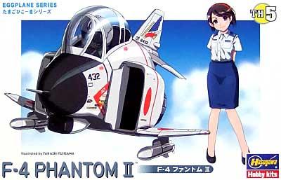 F-4 ファントム 2プラモデル(ハセガワたまごひこーき シリーズNo.TH005)商品画像