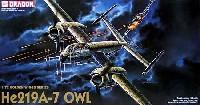 ドラゴン1/72 Golden Wings Seriesハインケル He219A-7 オウル