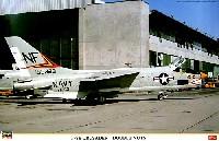 F-8E クルーセイダー ダブルナッツ