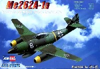 ホビーボス1/72 エアクラフト プラモデルメッサーシュミット Me262A-1a