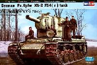 ドイツ 捕虜戦車 KV-2 754(r)