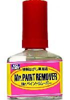 GSIクレオスMr.カラー シンナーMr.ペイントリムーバー (塗料はがし専用液)