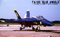 F/A-18C ブルーエンジェルス (3機セット)