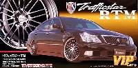 アオシマ1/24 VIPカー パーツシリーズトラフィックスター RTM (20インチ)