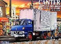 フジミ1/32 トラック シリーズ三菱ふそう キャンター アルミパネル (トレールモービル仕様)