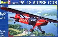 レベル1/32 Aircraftパイパー PA-18 スーパーカブ