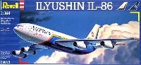レベル1/144 旅客機イリューシン IL-86 アエロ フロート