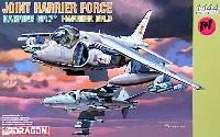 ドラゴン1/144 ウォーバーズ (プラキット)ハリアー Gr.7 & ハリアー Gr.9 (2機セット)