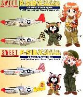 P-51B/C 第15航空軍 マスタング